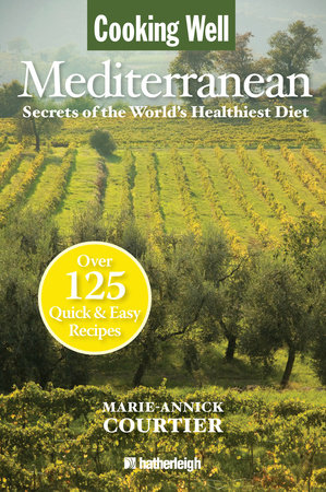 Cooking Well: Mediterranean by Marie-Annick Courtier