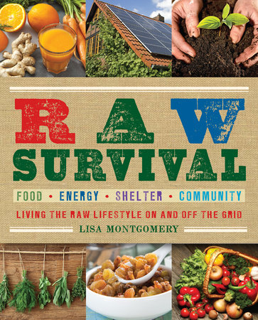 Raw Survival by Lisa Montgomery