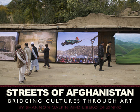 Streets of Afghanistan by Shannon Galpin