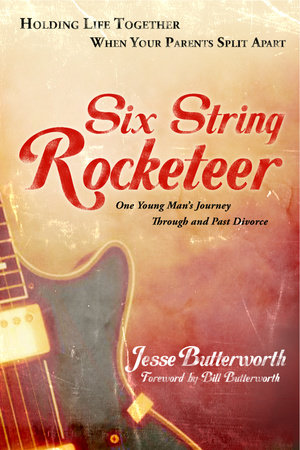 Six String Rocketeer by Jesse Butterworth