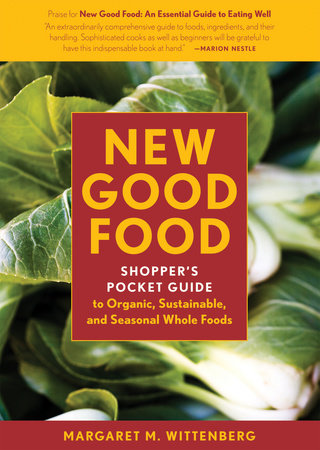 New Good Food Pocket Guide, rev by Margaret M. Wittenberg