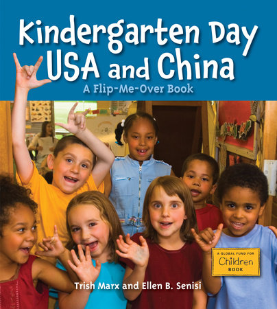 Kindergarten Day USA and China