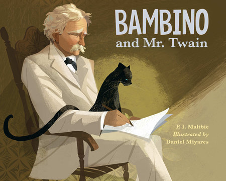 Bambino and Mr. Twain