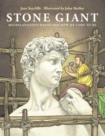 Stone Giant by Jane Sutcliffe