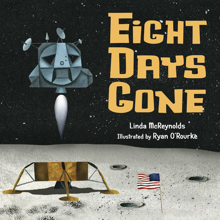 Eight Days Gone by Linda McReynolds