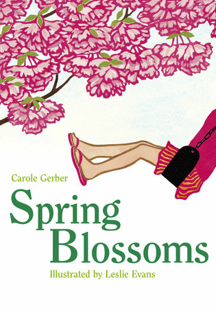 Spring Blossoms by Carole Gerber