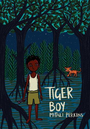 Tiger Boy by Mitali Perkins