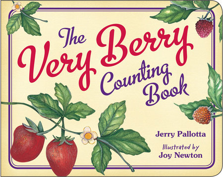 The Very Berry Counting Book by Jerry Pallotta