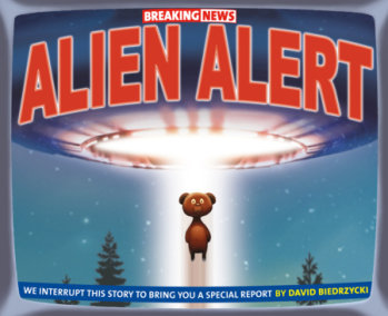 Breaking News: Alien Alert