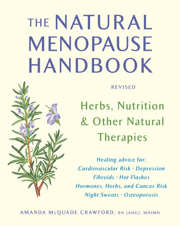 The Natural Menopause Handbook by Amanda McQuade Crawford