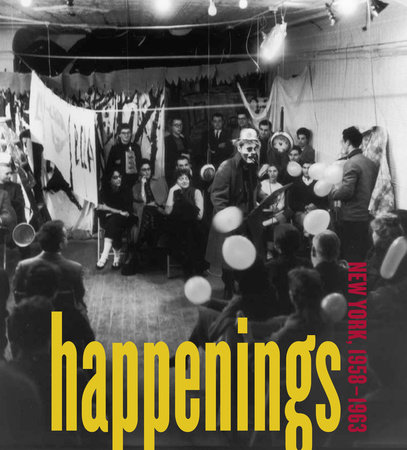 Happenings by Mildred L. Glimcher