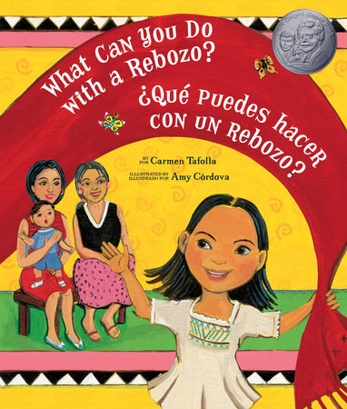 What Can You Do with a Rebozo? / ¿Qué Puedes Hacer con un Rebozo?