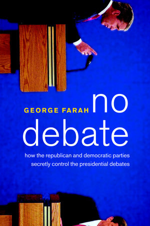 No Debate by George Farah