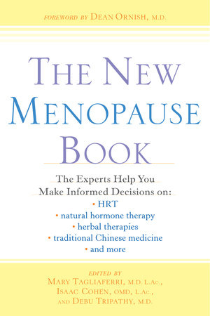 The New Menopause Book by Mary Tagliaferri