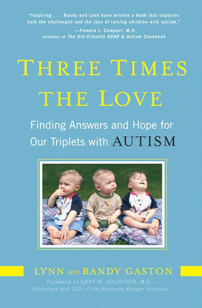 Three Times the Love by Lynn Gaston and Randy Gaston
