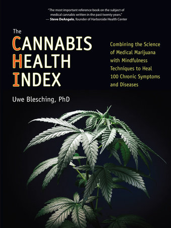 The cover of the book The Cannabis Health Index