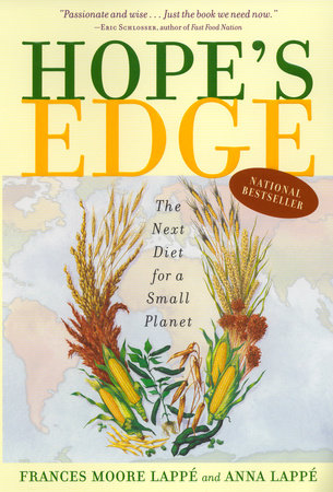 Hope's Edge by Frances Moore Lappe and Anna Lappe