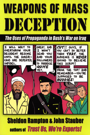 Weapons of Mass Deception by Sheldon Rampton and John Stauber