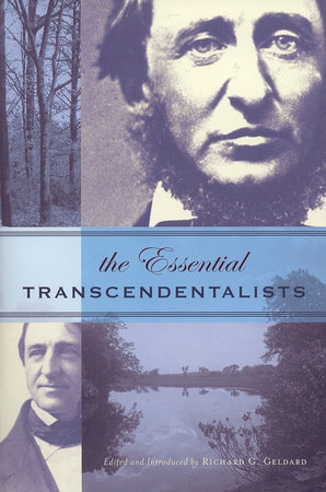 Essential Transcendentalists by Richard G. Geldard