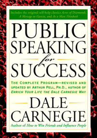 Public Speaking for Success