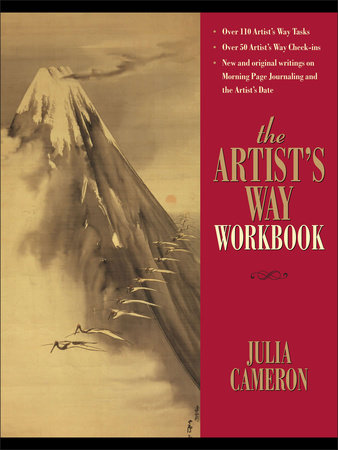 The Artist's Way Workbook by Julia Cameron