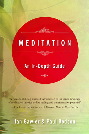 The cover of the book Meditation