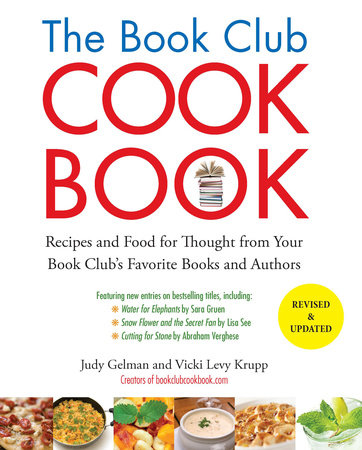 The Book Club Cookbook by Judy Gelman and Vicki Levy Krupp