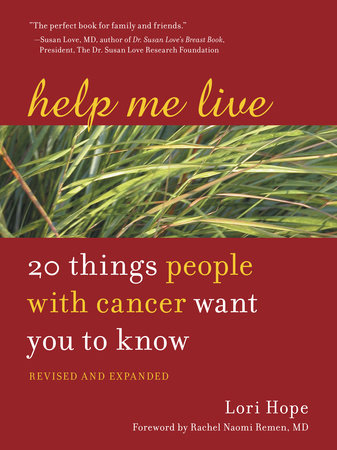 Help Me Live by Lori Hope