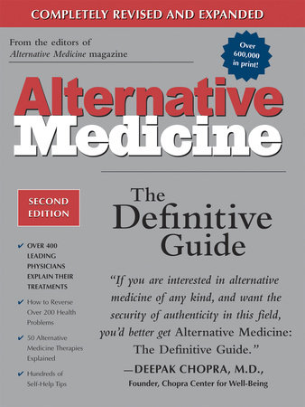 Alternative Medicine, Second Edition by