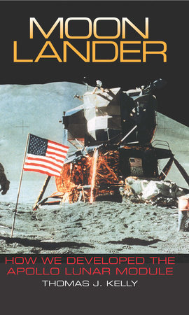 Moon Lander by Thomas J. Kelly