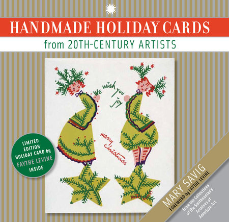 Handmade Holiday Cards from 20th-Century Artists by Mary Savig