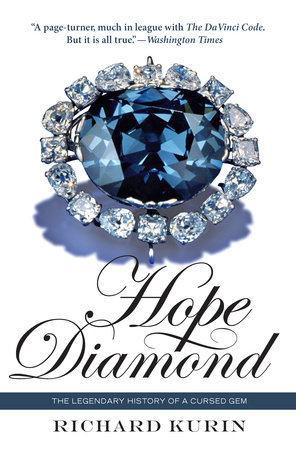 Hope Diamond by Richard Kurin