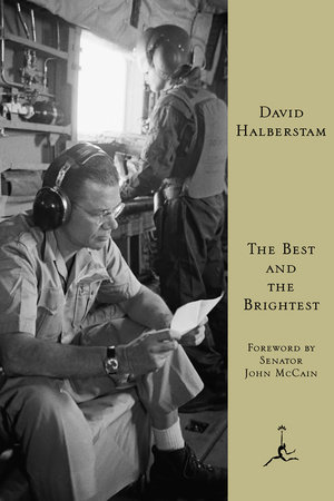 The Best and the Brightest by David Halberstam
