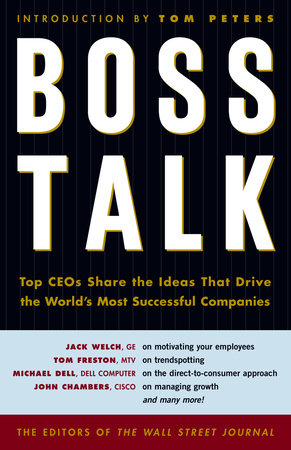 Boss Talk by Wall Street Journal