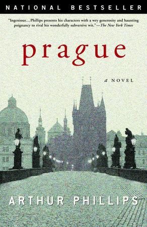Prague by Arthur Phillips