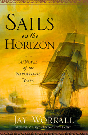 Sails on the Horizon by Jay Worrall