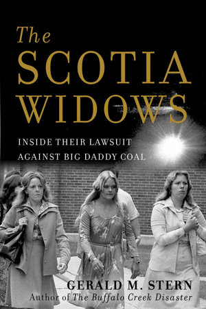 The Scotia Widows by Gerald Stern