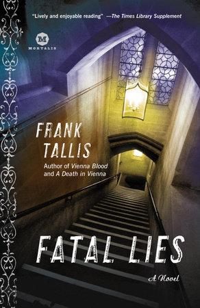 Fatal Lies by Frank Tallis