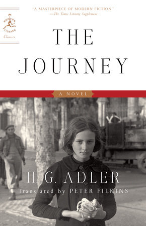 The Journey by H. G. Adler
