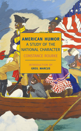 American Humor by Constance Rourke
