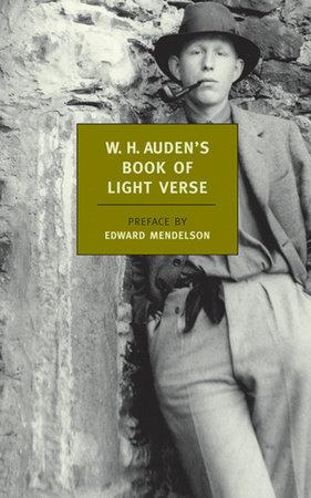 W. H. Auden's Book of Light Verse by W. H. Auden