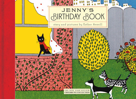 Jenny's Birthday Book by Esther Averill