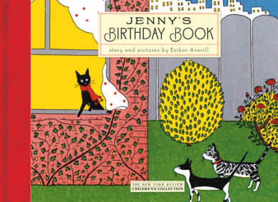 Jenny's Birthday Book