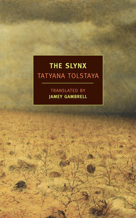 The cover of the book The Slynx