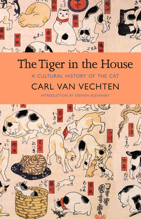 The Tiger in the House by Carl Van Vechten