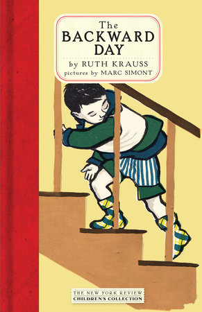 The Backward Day by Ruth Krauss