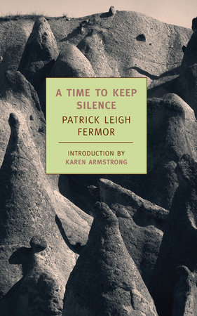 The cover of the book A Time to Keep Silence