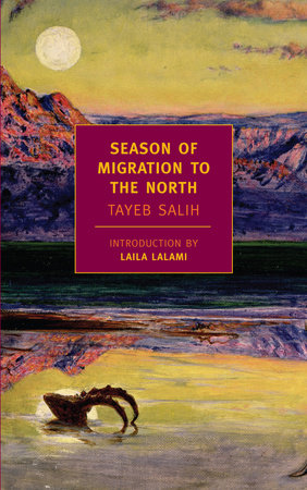The cover of the book Season of Migration to the North