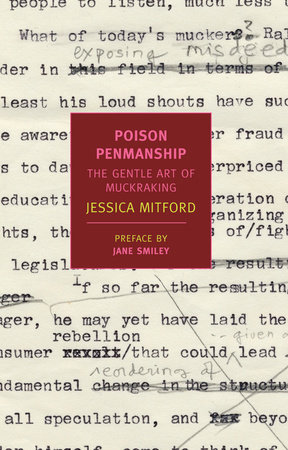 Poison Penmanship by Jessica Mitford