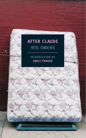 The cover of the book After Claude